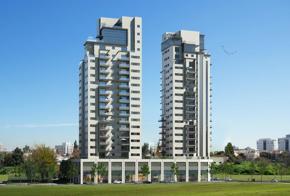 פרויקט Song Towers חברה יזמית צ.לנדאו