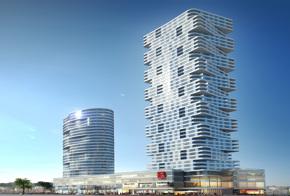 פרויקט B Towers חברה יזמית יעקובי רום כינרת