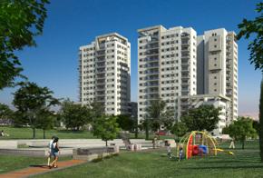 פרויקט סביוני ארנונה חברה יזמית אפריקה ישראל