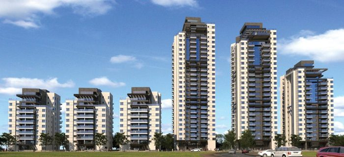 ענק פרויקט גרין פארק TLV בתל אביב - יפו | גורו KR-62