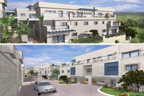 פרויקט יורו בפסגת זאב חברה יזמית יורו ישראל