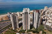 פרויקט אזורים חוף בת ים חברה יזמית אזורים