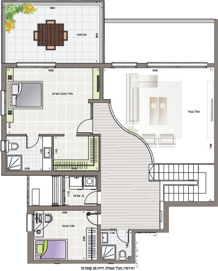 משהו רציני פרויקט דמרי הרובע החדש באשדוד | גורו RO-38