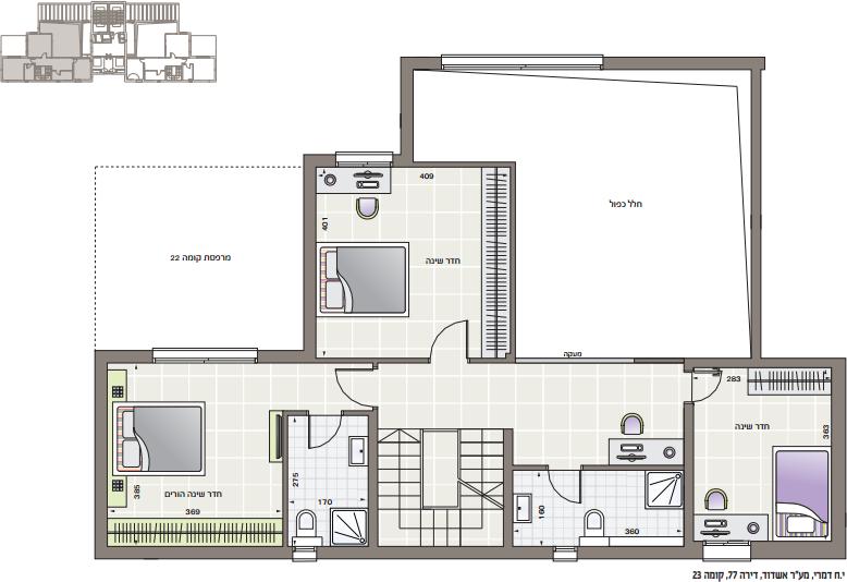 מעולה פרויקט דמרי הרובע החדש באשדוד | גורו VW-39