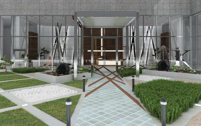 מרענן פרויקט K Towers באשדוד | גורו JY-88