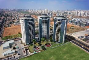פרויקט Space 3 חברה יזמית אפריקה ישראל
